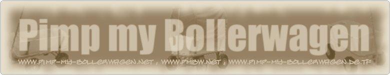 Pimp-my-Bollerwagen - Logo